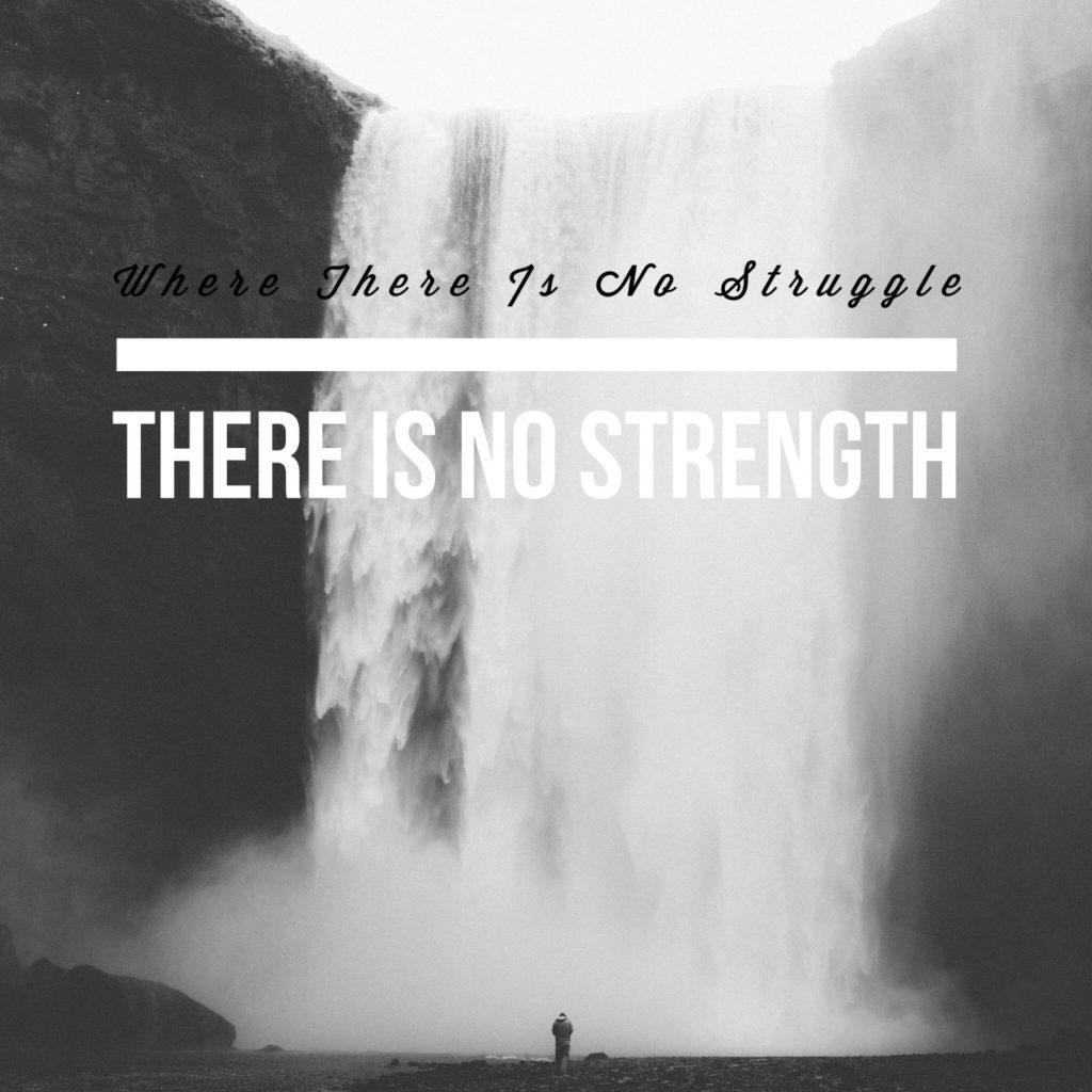 Not Without Struggle
